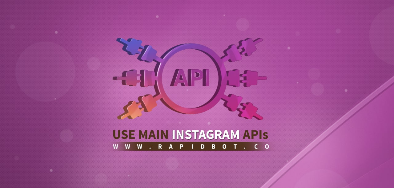 instagram api for bot